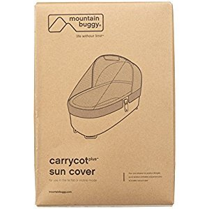 Mountain Buggy Sun Cover for Carrycot Plus for 2015 Swift and Mb Mini Strollers
