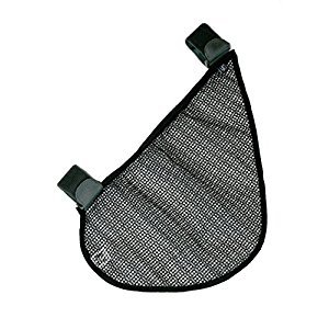 J. L. Childress Side Sling Stroller Cargo Net, Black