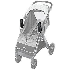Oxo Tot Cubby Stroller Car Seat Adaptor, Maxi Cosi/Nuna/Cybex