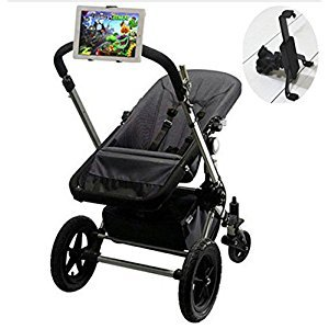 Tablet Stand Holder Rack For Ipad Baby Stroller storage Organization / Convenient for Listening Song and Watching TV