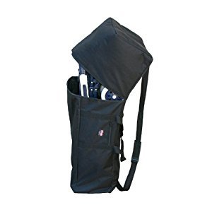 JL Childress Padded Umbrella Stroller Travel Bag, Black
