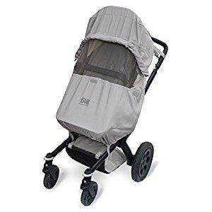 Jolly Jumper Weather Safe Stroller Cover - Grey