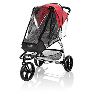 Mountain Buggy Storm Cover for 2015 MB Mini/Swift Stroller