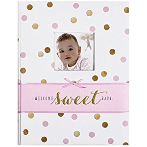 CRG Carter's Memory Book, Sweet Sparkle