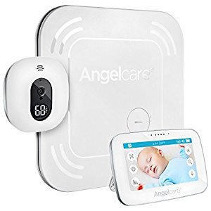 Angelcare Baby Movement Monitor with 4.3