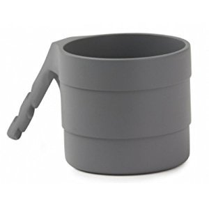 Diono Radian Cup Caddy, Grey, 1 Pack