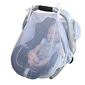 Jolly Jumper Infant Car Seat Net