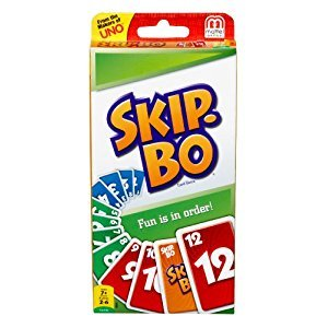 Skip Bo Card Game Blister