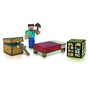 Jazwares Minecraft, Core Player Survival Pack