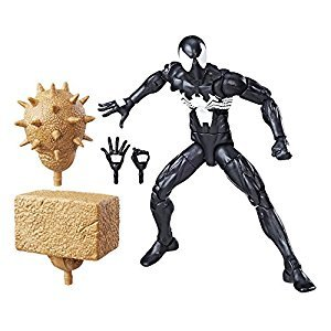 Marvel Spider-Man 6-inch Legends Series Symbiote Spider-Man