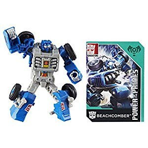Transformers Gen Primes Legends Beachcomber Action Figure