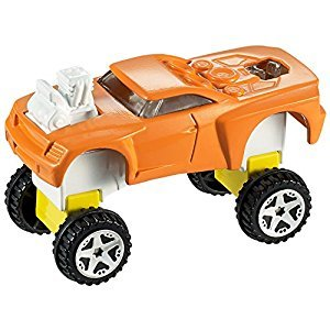 Hot Wheels Snap Rides Vehicle, Styles May Vary