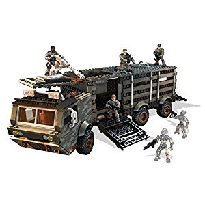 Mega Construx Terminator: Genisys Prisoner Transport Vehicle Playset