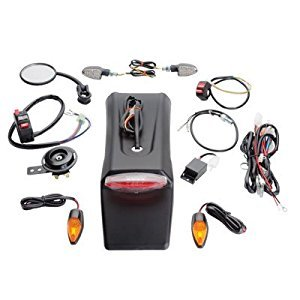 Tusk Motorcycle Enduro Lighting Kit - Fits: KTM 525 XC-W 2007