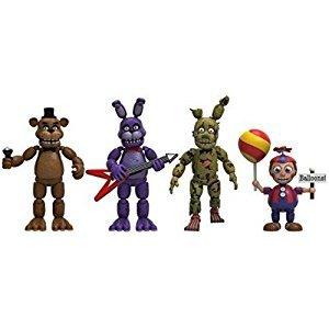 Five Nights at Freddy's - 4 Figure Pack, Set 2