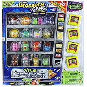 The Grossery Gang Vile Vending Machine Mega Pack S1
