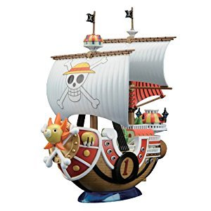 Bandai Hobby Thousand Sunny Model Ship One Piece-Grand Ship Collection