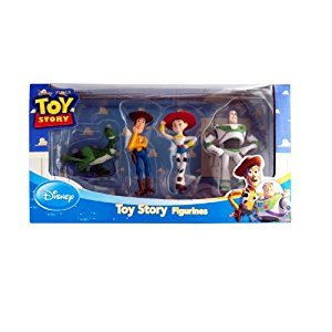 Disney Pixar Toy Story Figurines [4 Pack]