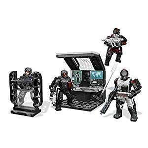 Mega Construx Call of Duty Warfare Unit Playset