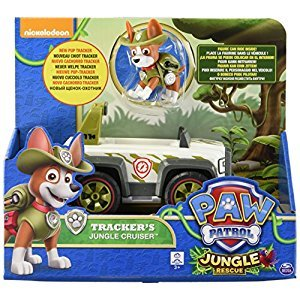 Paw Patrol - Tracker's Jungle Cruiser