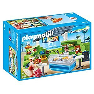 Playmobil Splish Splash Café Playset