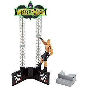 WWE Road to Wrestlemainia Ring