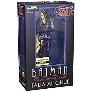Batman: The Animated Series Talia Al Ghul Femme Fatales Statue - Entertainment Earth Exclusive
