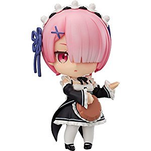 Good Smile Re: Zero - Starting Life In Another World: Ram Action Figure