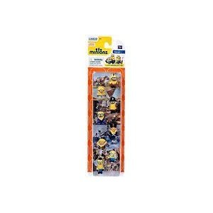 Minions Movie Deluxe 8 Figure Micron Gift Set