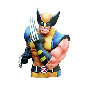 Monogram InternationalMarvel Wolverine Bank Game, Multi