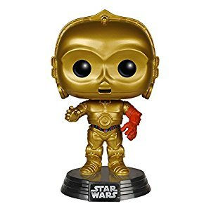 Pop! Movies:  - C - 3PO