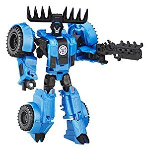 Transformers Robots in Disguise Warrior Class Thunderhoof