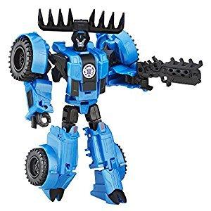 Transformers Robots in Disguise Warrior Class Thunderhoof