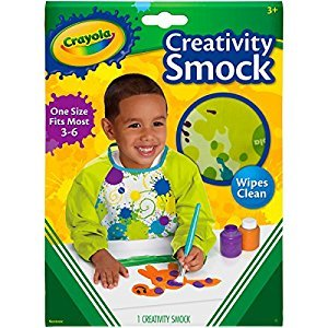 Crayola Creativity Smock W/Long Sleeves-