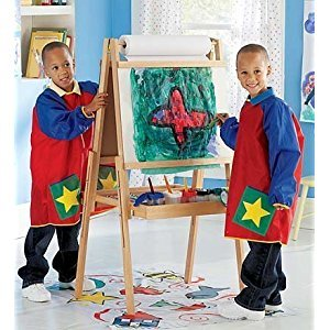 HearthSong 716460-L Large Painting Smock
