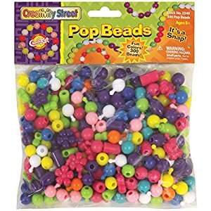 Chenille Kraft 300-Piece Pop Beads