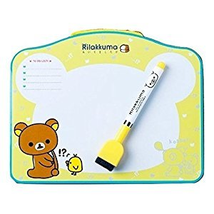 Rilakkuma character white board (Small size) / Erase Writing Area Frame (GKS2331)