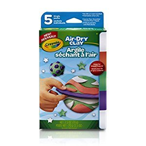Crayola Air Dry Clay, Variety Pack