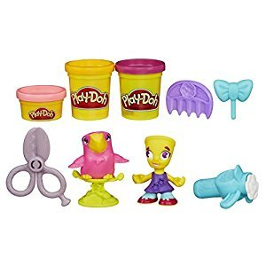 Play-Doh Play-Doh Hairdresser and Pet