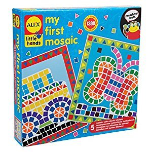 ALEX Toys - Early Learning My First Mosaic - Little Hands 1414