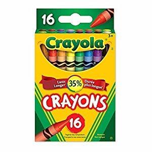 Crayola 16 Crayons