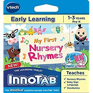 VTech InnoTab Software, My First Nursery Rhymes