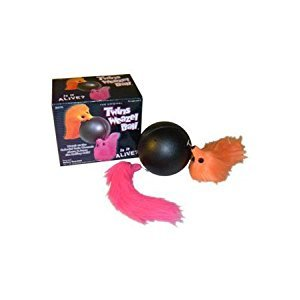 Twins Weazel Ball Weasel Chase Jump Rolling Ball Childrens Toy