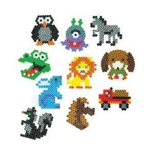 Bulk Buy: Perler Beads (2-Pack) Fun Fusion Fuse Bead Activity Kit Stripes Galore 80-42883 by EK Success Brands