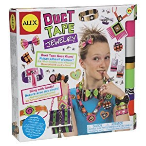 ALEX Toys - Do-it-Yourself Wear! Duct Tape Jewelry 766W