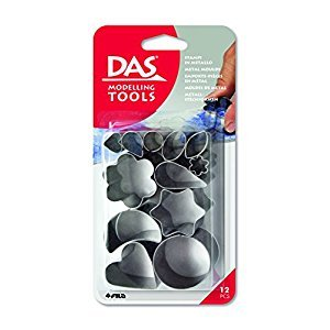 Das Metal Moulds Assorted Pack of 12