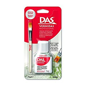 Das Vernidas Professional Gloss Varnish 75ml + Brush