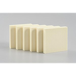 Sculpture Block 15 x 15 x 2.5cm - pack of 2