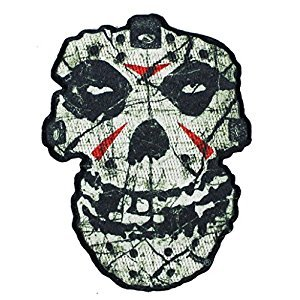 C&D Visionary P-4280 The Misfits Crystal Lake Skull Patch