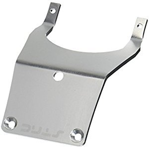 ST Racing Concepts ST3623FS Front Skid Plate for Stampede (Silver)